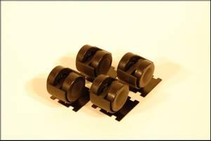 Bilde av Tvillinghjul til Understell